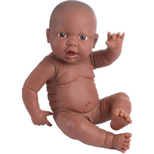 Bayer Babypuppe »Babypuppe new born BOY, 42 cm«