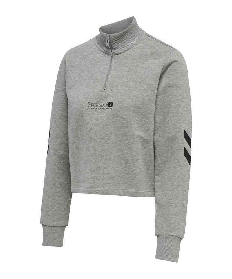 hummel Sweater »Nikka Cropped Sweatshirt Damen«
