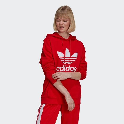adidas Originals Sweatjacke »adidas adicolor Trefoil Hoodie«