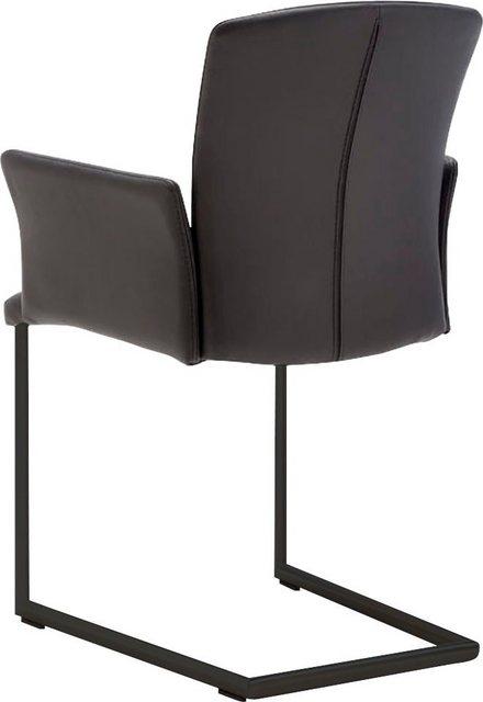 Stühle und Bänke - GWINNER Freischwinger »MISANO Freischwinger Stuhl« Mica  - Onlineshop OTTO
