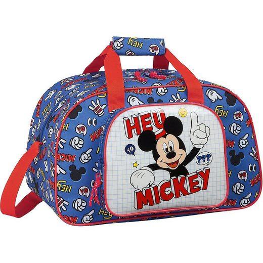 safta Sporttasche »Sporttasche/Reisetasche Mickey Mouse Hey, Mickey!«