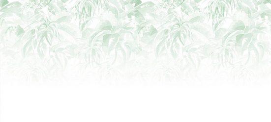 Architects Paper Fototapete »Atelier 47 Leaves Artwork 1«, glatt, botanisch, (6 St)