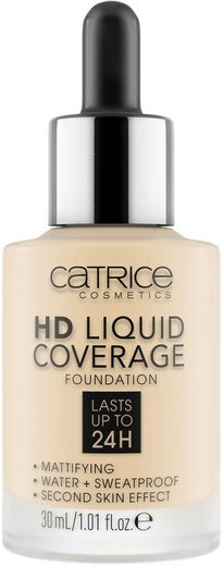 Catrice Foundation »HD Liquid Coverage Foundation«