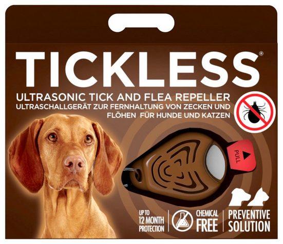 HEIM Ultraschall-Tierabwehr »Tickless«, zur Fernhaltung von Zecken und Flöhen