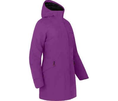 Bergson Wintermantel »JUSI« Damen Wintermantel, warm wattiert, 20000 mm Wassersäule, Normalgrößen, violett