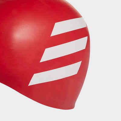 adidas Performance Badekappe »3-Streifen Badekappe«