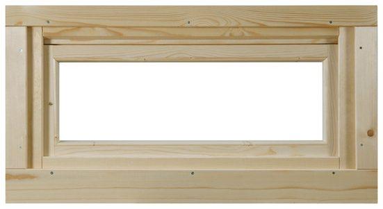 Wolff Fenster »A42-15K/28«, Kippfunktion, BxH: 92,5x45 cm