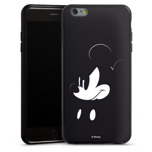 DeinDesign Handyhülle »Mickey Mouse - Mad« Apple iPhone 6 Plus, Hülle Mickey Mouse Offizielles Lizenzprodukt Disney