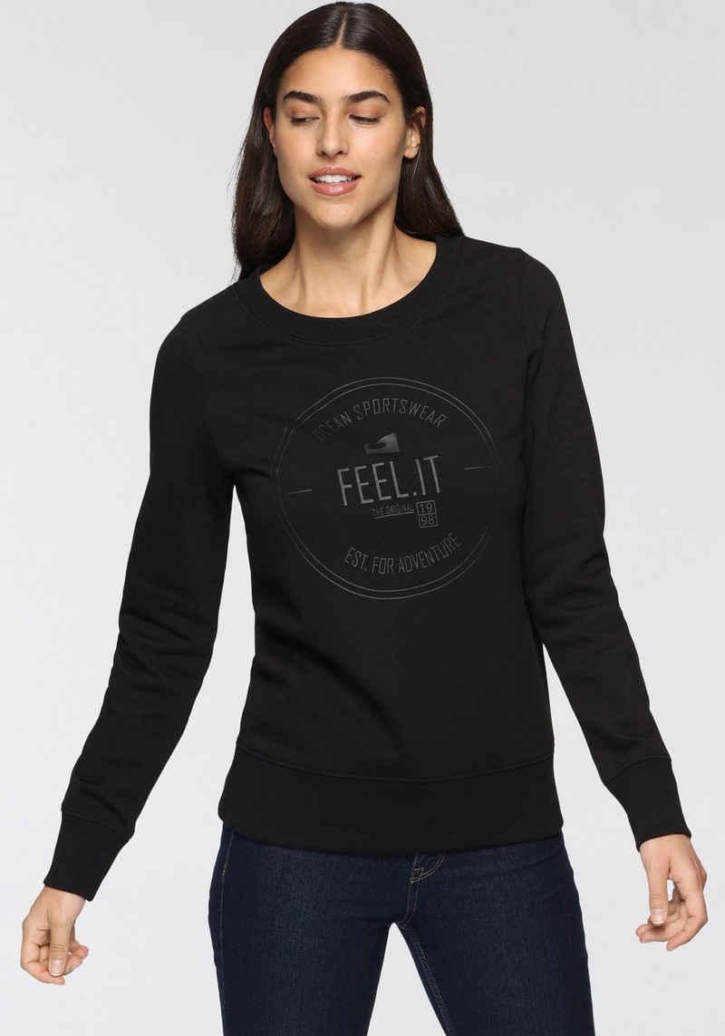 Ocean Sportswear Sweatshirt »Essentials - Crew Neck Sweatshirt«