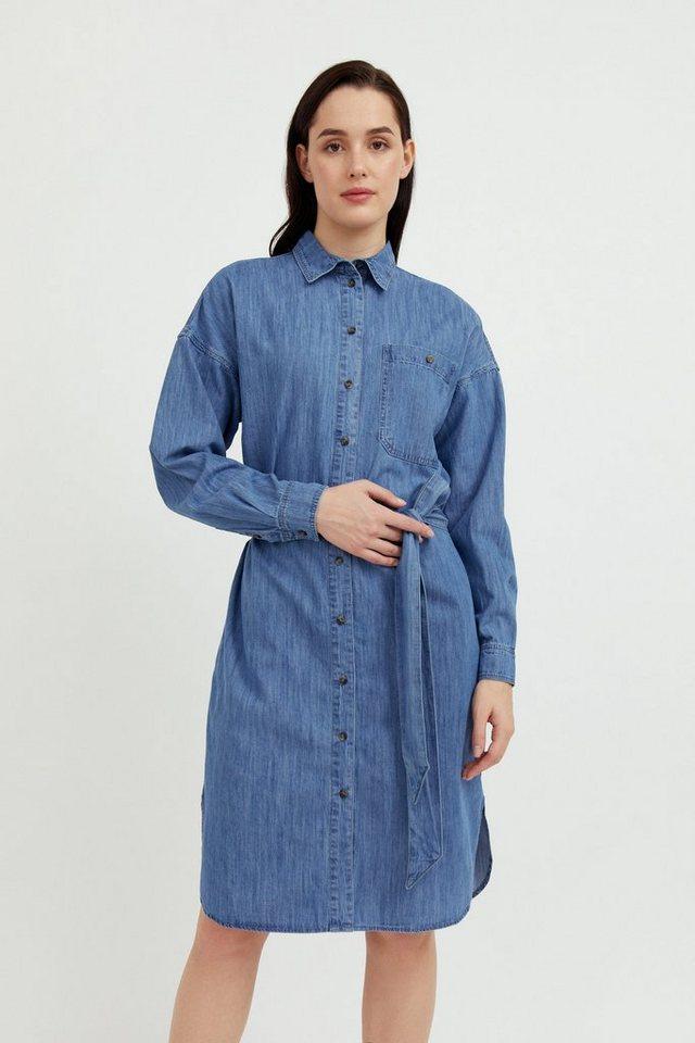 finn flare -  Jeanskleid in Midilänge