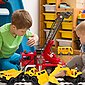 relaxdays Spielzeug-Bagger »Spielzeug Baustellenfahrzeuge 3er Set«, Bild 2