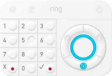 Ring »Alarm Keypad« Wandtaster