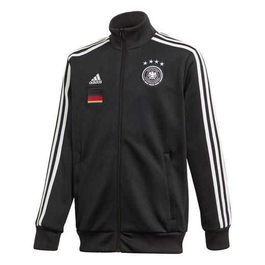 adidas Performance Sweatjacke »DFB 3-Streifen Trainingsjacke«