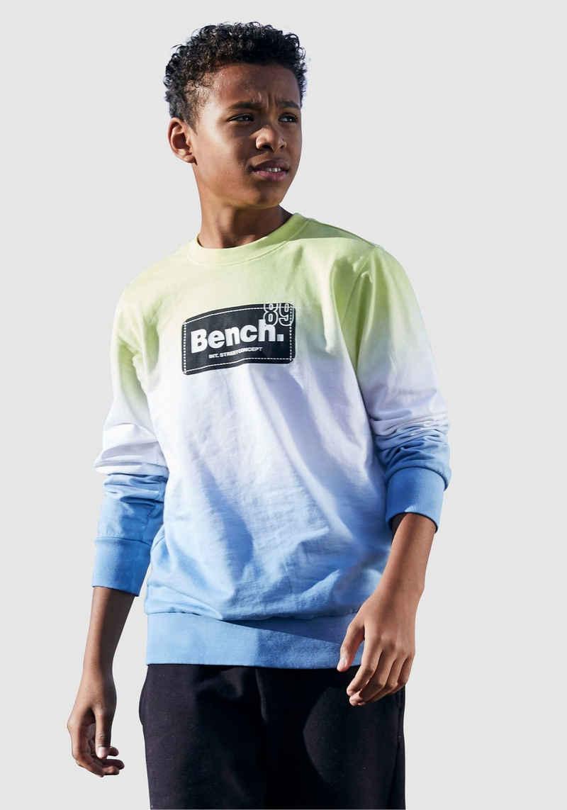 Bench. Sweatshirt »Street Concept«