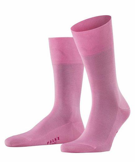 FALKE Socken »Tiago« (1-Paar) mit leichtem Glanz