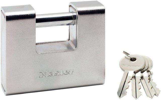 Master Lock Vorhängeschloss, Sicherheitsklasse 8, Stahl
