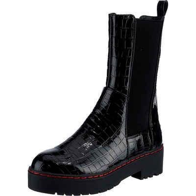 ambellis »High Chelsea Boot mit Zipper« Chelseaboots