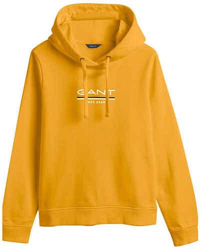 Gant Sweatshirt »Logo Hoodie«