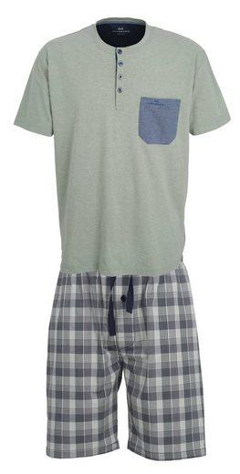 GÖTZBURG Pyjama karierte Hose