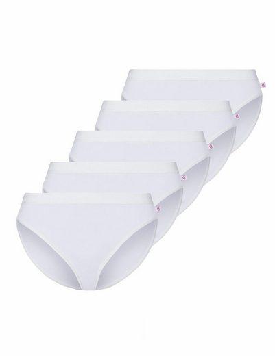Beedees Slip »Microfun Tai (5-er Pack)« (5 Stück) mit Elastikbund