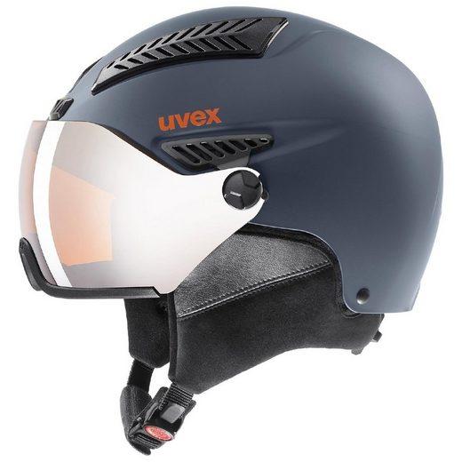 Uvex Skihelm »hlmt 600 visor«