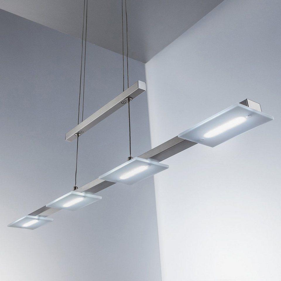 B.K.Licht LED Pendelleuchte »Gemma«, LED Hänge-Lampe ...