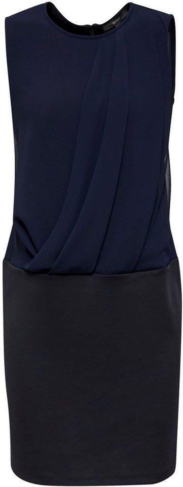 Festtagsmode - Esprit Collection Abendkleid im modischen Materialmix ›  - Onlineshop OTTO