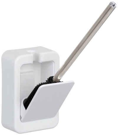 WC-Garnitur »Osimo«, WENKO, (1-tlg), mit Silikon-Bürste