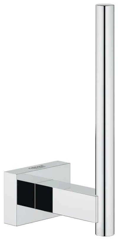 Grohe Toiletten-Ersatzrollenhalter »Essentials Cube«, chrom
