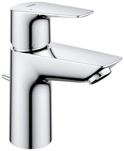 Grohe Waschtischarmatur »BauEdge Neu S-Size« (2-St) Zugstangen-Ablaufgarnitur