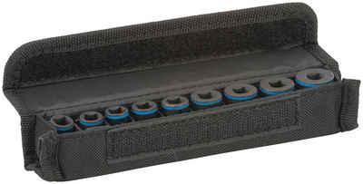 BOSCH Stecknüsse »Steckschlüsseleinsätze«, Set, 9-St., L 50 mm, SW 6 - SW 14