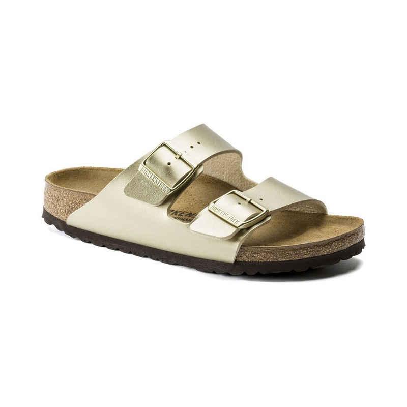 Birkenstock »Birkenstock Arizona BF Damen Sandalen« Hausschuh