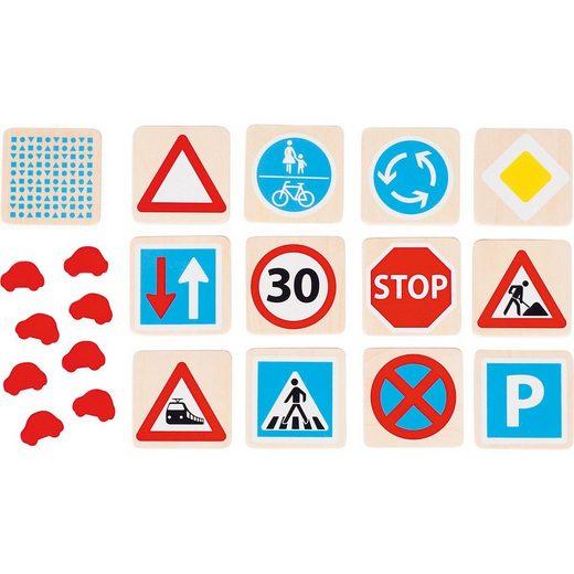 goki Spiel, »Memospiel Verkehrszeichen«