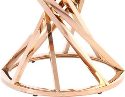 Kayoom Beistelltisch »Beistelltisch Wesley 225«, schöne gedrehte Form