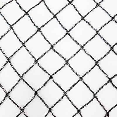 Aquagart Bodenschutzvlies »Teichnetz 10m x 10m schwarz Fischteichnetz Laubnetz Netz Vogelschutznetz robust«