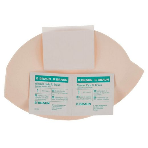 Miss Perfect BH-Einlagen »W2G90000-99999«, Selbstklebende BH Cups und BH-Softschalen (auch als Push-up) zum Einnähen oder Einlegen