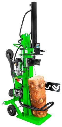 ZIPPER Elektroholzspalter »ZI-HS22EZ«, Spaltgutlänge bis 110 cm, Spaltgutdurchmesser bis 35 cm