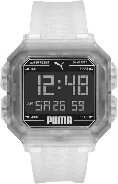 PUMA Quarzuhr »REMIX, P5036«