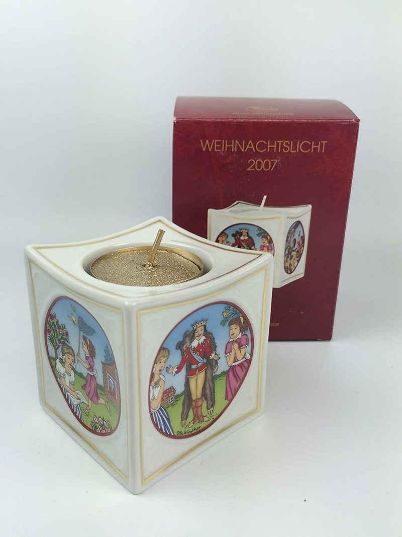Hutschenreuther Teelichthalter »Licht 2007 in OVP - 2007«