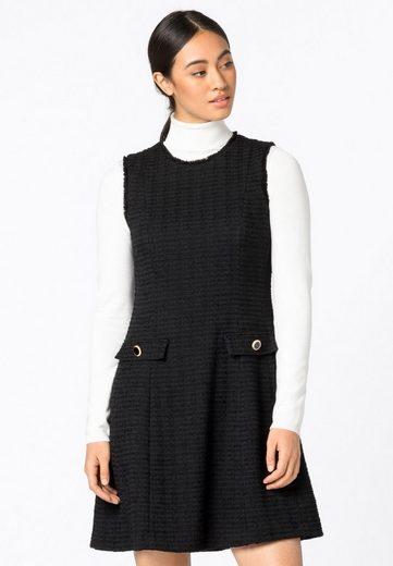 HALLHUBER Minikleid »Bouclé-Kleid«