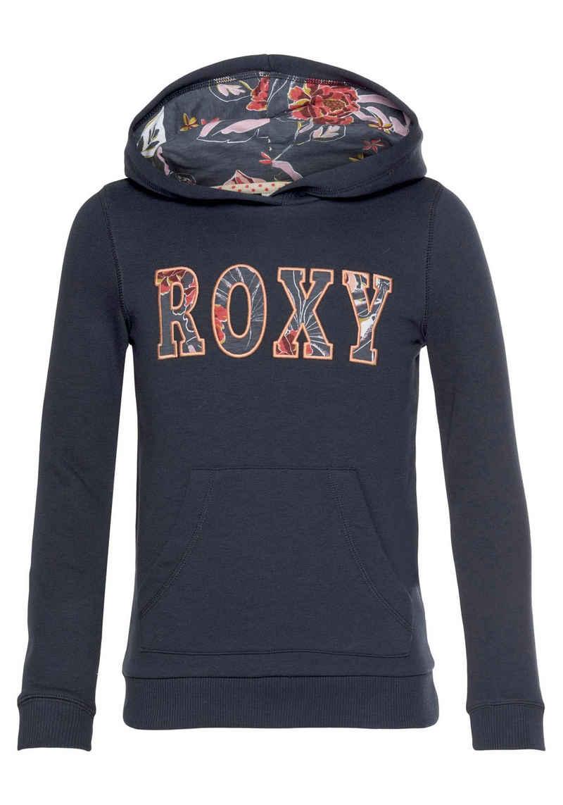 Roxy Kapuzensweatshirt »HOPE YOU KNOW«