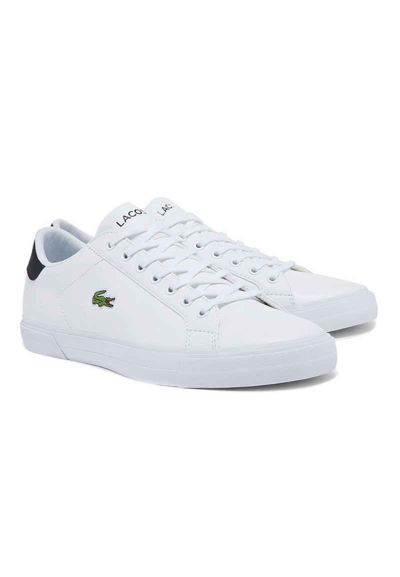 Lacoste »Lacoste Herren Sneaker LEROND PLUS 7-42CMA0026147 WHT/BLK Weiß Schwarz« Sneaker
