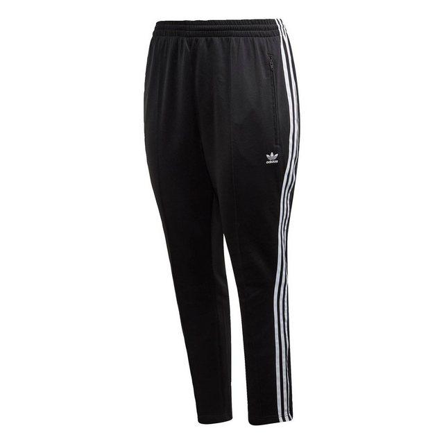 Hosen - adidas Originals Sporthose »SUPERSTAR PB ADICOLOR PRIMEBLUE ORIGINALS TRACK SLIM WOMENS« › schwarz  - Onlineshop OTTO