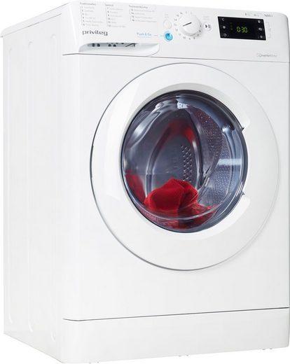 Privileg Family Edition Waschtrockner Family Edition PWWT X 86G6 DE N, 8 kg, 6 kg, 1600 U/min, 50 Monate Herstellergarantie