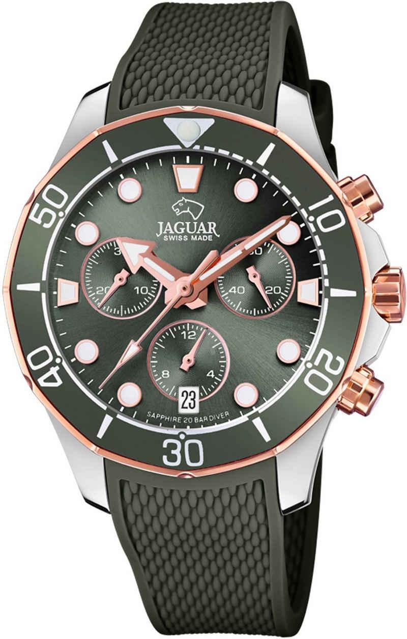 Jaguar Chronograph »Damen Diver, J890/3«