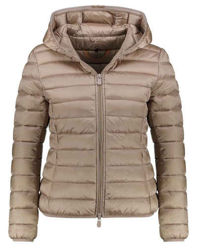 SAVE THE DUCK Winterjacke »Damen Steppjacke mit Kapuze«