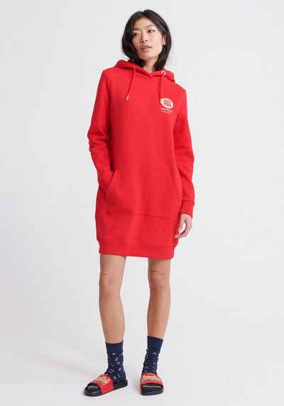 Superdry Sweatkleid »CNY SWEAT DRESS« British Design Limited Edition