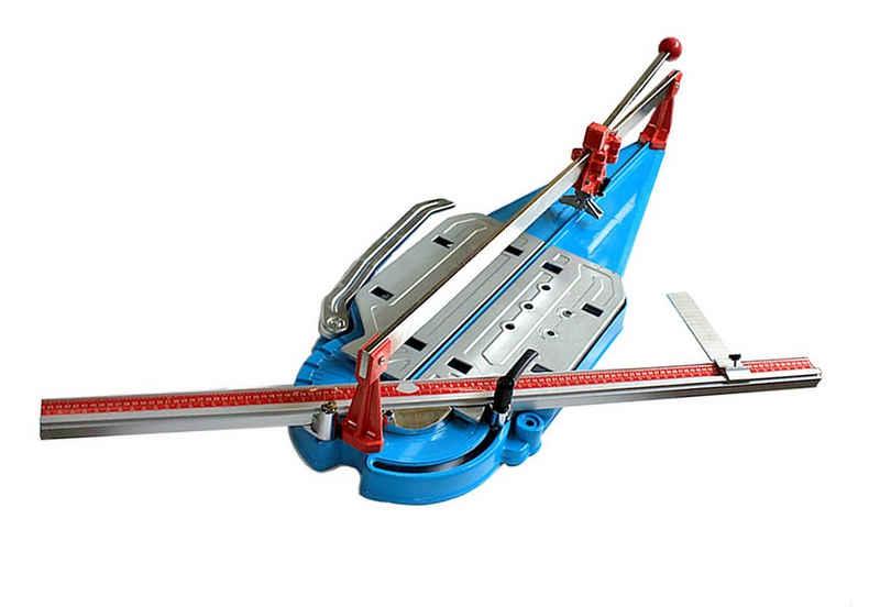VaGo-Tools Fliesenschneider »Fliesenschneider 1250 mm 9-fache Kugellagerführung«, Schnittlänge max.: 1250 mm