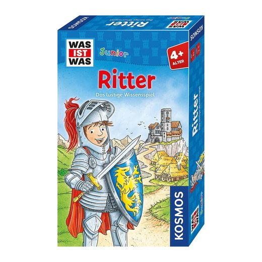 Kosmos WAS IST WAS Junior - Ritter