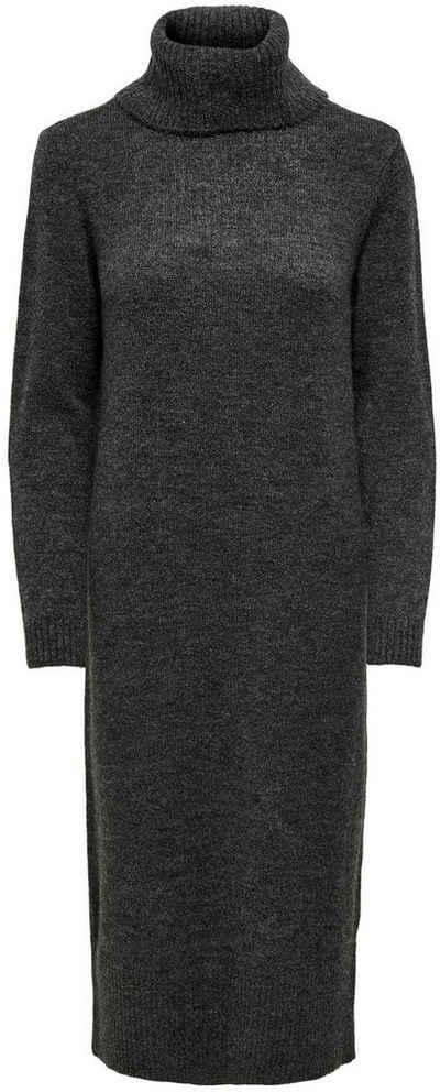 Only Strickkleid »ONLBRANDIE L/S ROLL NECK DRESS«
